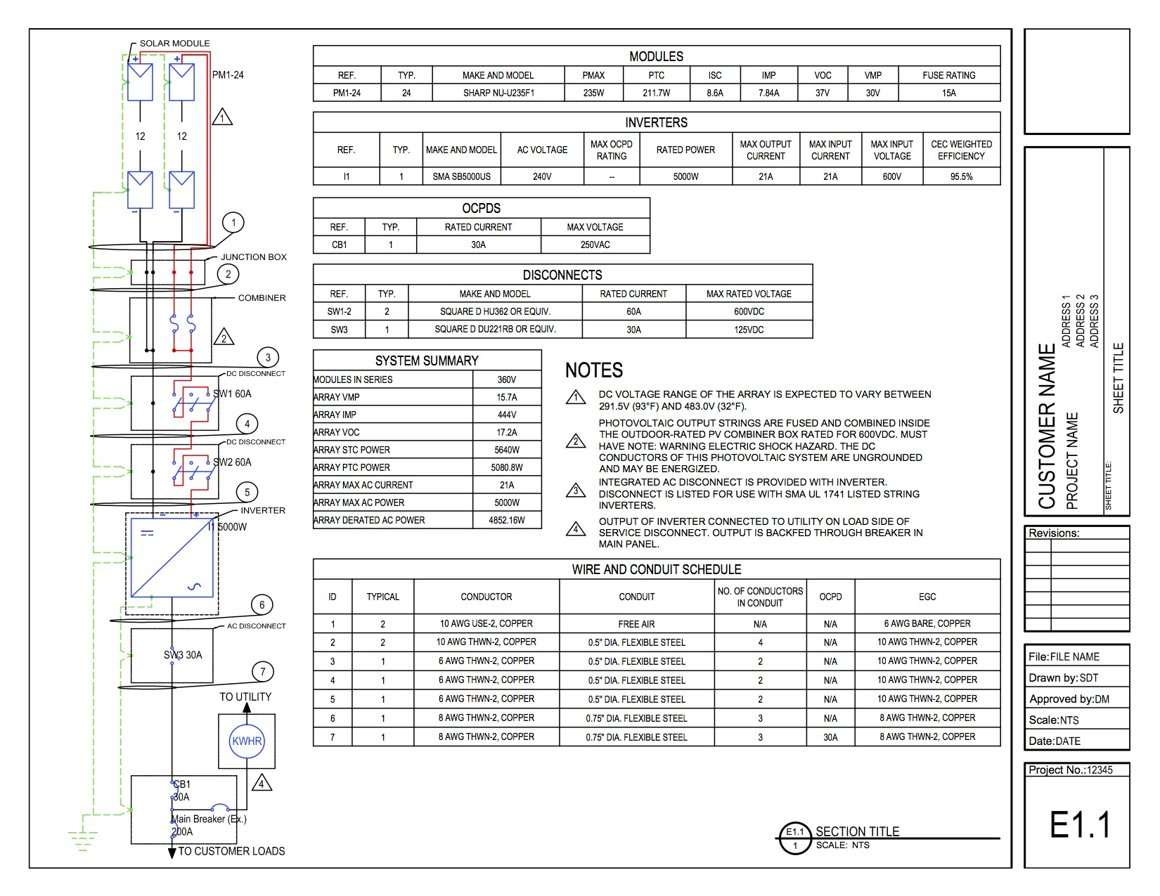 single line diagrams on demand solardesigntool earth leakage circuit breaker earth leakage circuit breaker earth leakage circuit breaker earth leakage circuit breaker