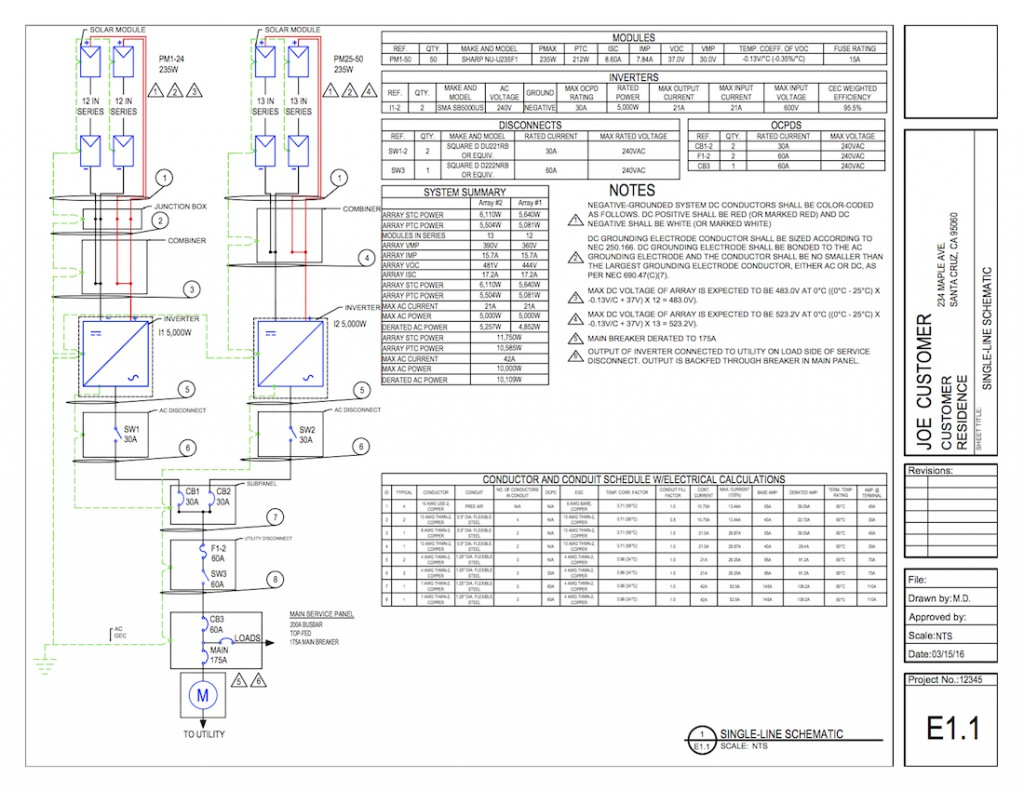 pv documents & reports w/ solardesigntool 1994 ford ranger vacuum line diagram